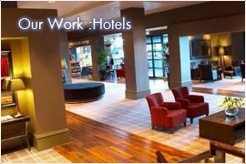 Our Work: Hotels